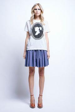 Flux T-Shirt w Cameo