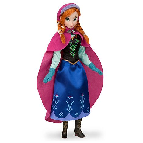 Anna and Elsa Doll Set - Frozen - 12'' It has both!! $34