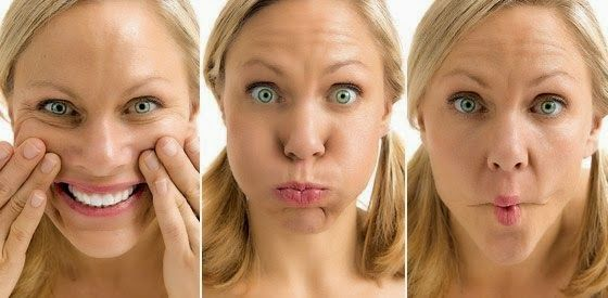 Le #rughe si combattono anche con la ginnastica facciale. Vediamo come!