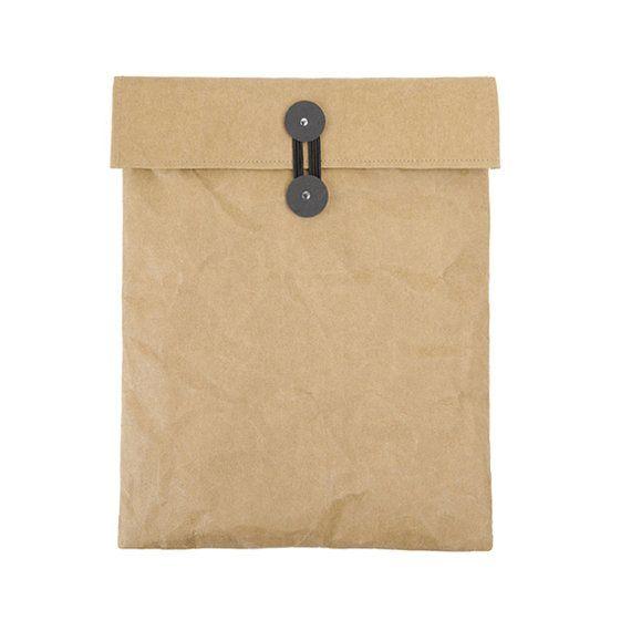 Macbook pro 15 Retina Macbook Case Wool Felt/Brown by TopHome, $48.00