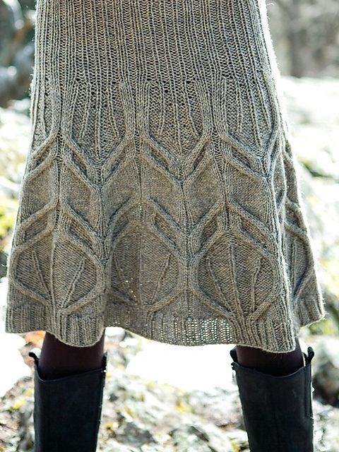 note to self: start now . . . dickson pattern by norah gaughan • via ravelry