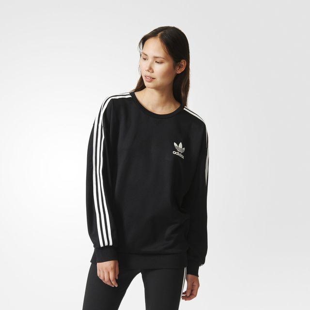 adidas Beckenbauer Sweatshirt - Black | adidas US