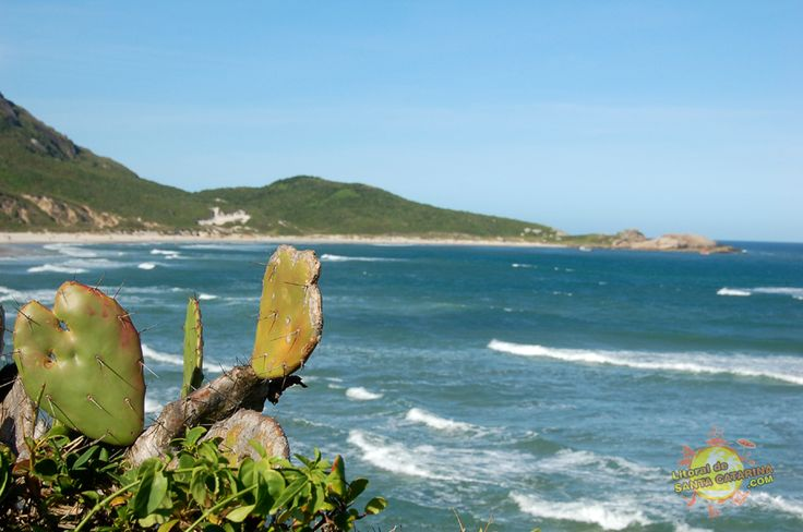 Fotos de praias e pontos turísticos de Santa Catarina