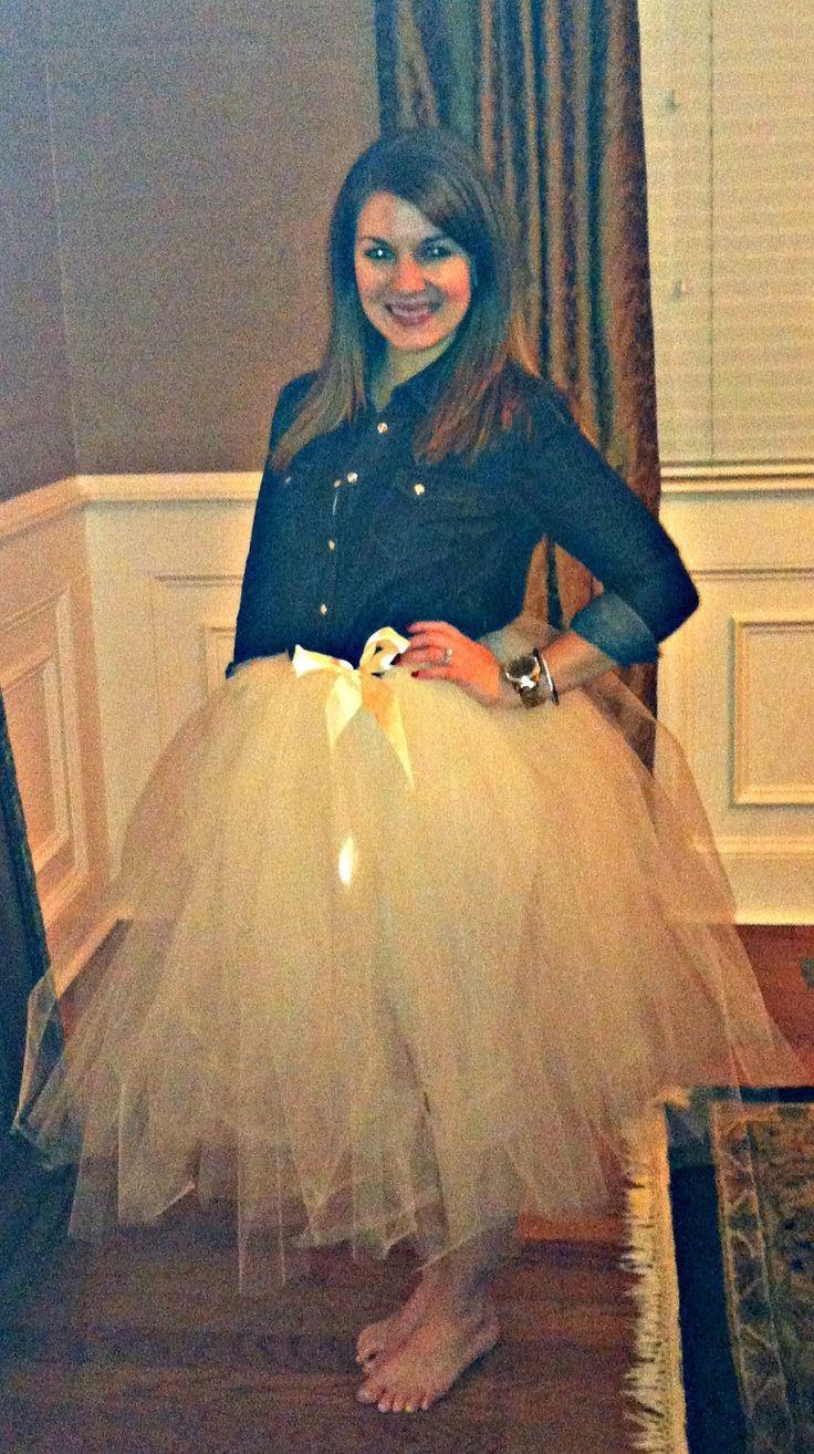 Living Easy: Tulle Skirt