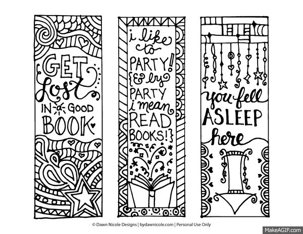 1000+ images about Printables: Bookmarks on Pinterest | Ballet ...