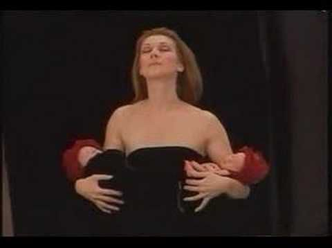 Celine Dion - Miracle (Tony Video Version)