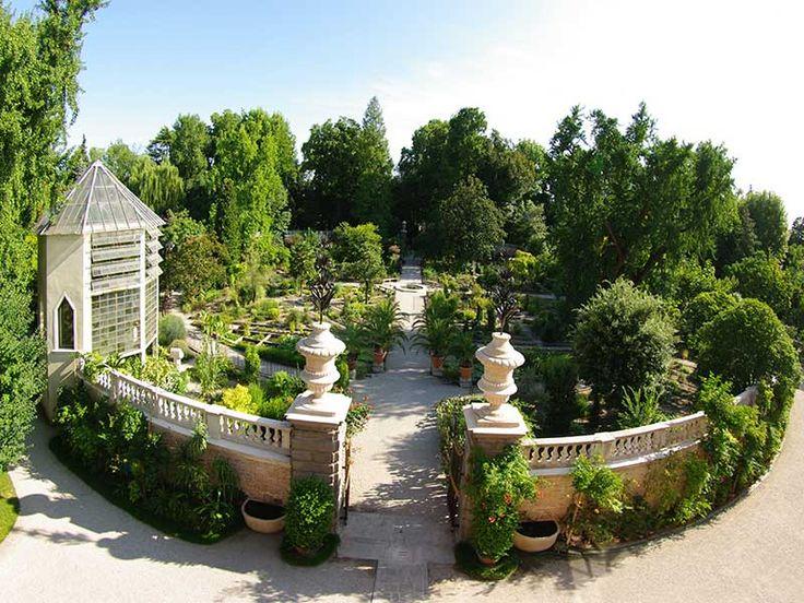 Orto botanico di Padova -  il primo orto botanico del mondo: è stato creato nel 1545 - dal 1997 Patrimonio dell'Umanità