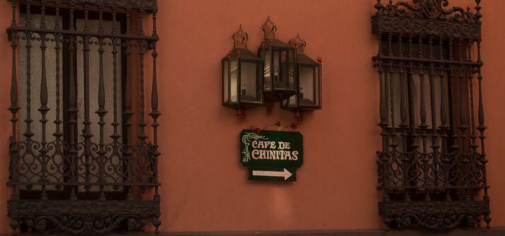 Café Chinitas | Café de Chinitas