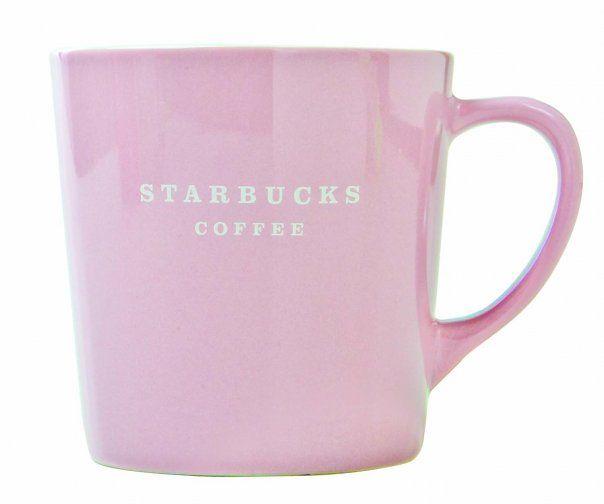 Starbucks Latte Pink mug