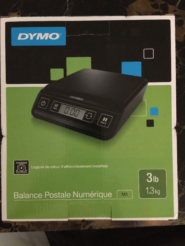 Dymo Digital Postal Scale P3 3 Lb - Avoid Post Office Lines!!! 71701058683 | eBay