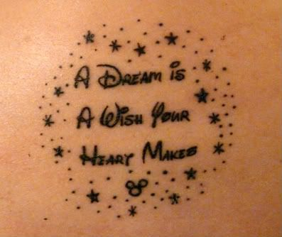 Disney Tattoos - Page 145 - The DIS Discussion Forums - DISboards.com