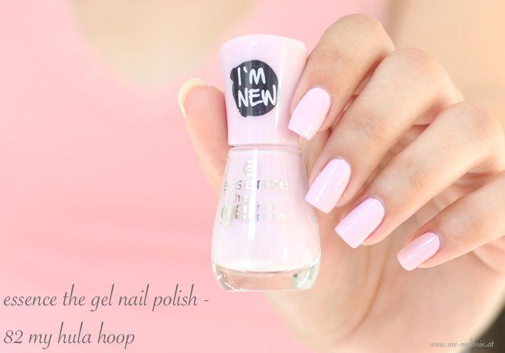 essence the gel nail polish - 82 my hula hoop