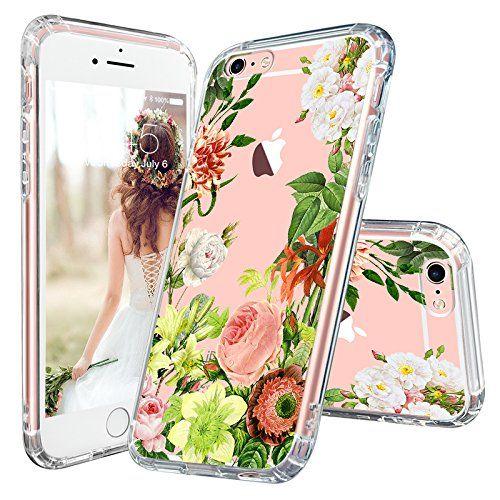 iPhone 6 Case, iPhone 6 Slim Case, MOSNOVO Floral Botany ...