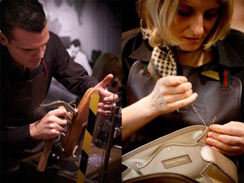 伝統の技を目の前で!「Gucci, the House of Artisans」開催