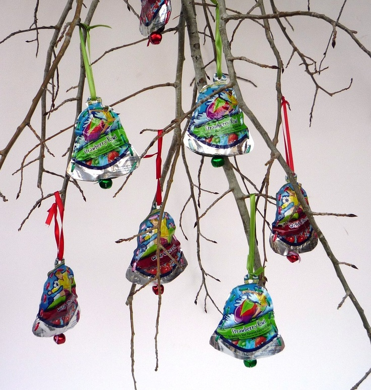 30 Best Ornaments Using Recycled Materials. ... Images On