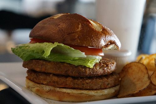 ... Get Veggie Crumbles to Stick Together to Make Burgers | Beyond Meat