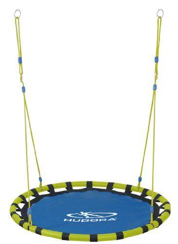 Hudora 72157 - Nestschaukel, Durchmesser 120 cm, alu Hudora…