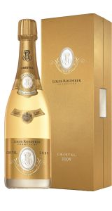 Cristal Champagne Gift Box & Bottle