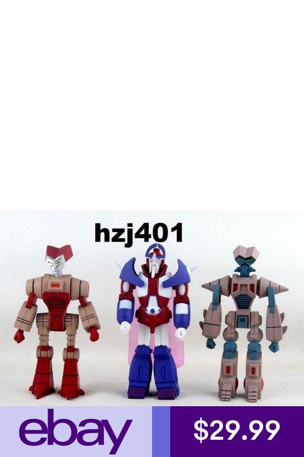 3rd party impossible toys Alpha Trion Kranax Arbilus figures set discontinued