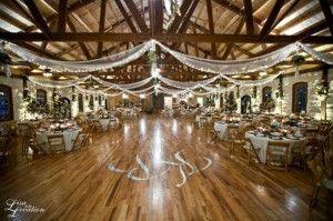 Rustic Indoor Wedding Reception Venues near The Woodlands
