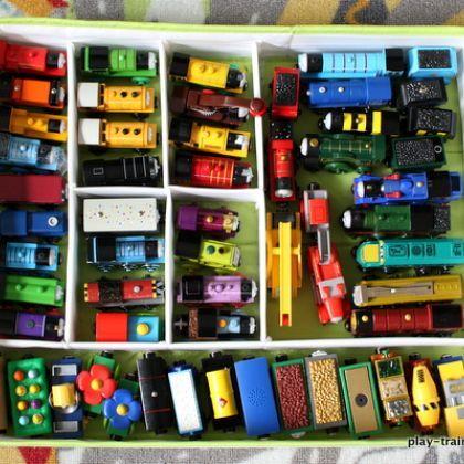 Toy Train Organization