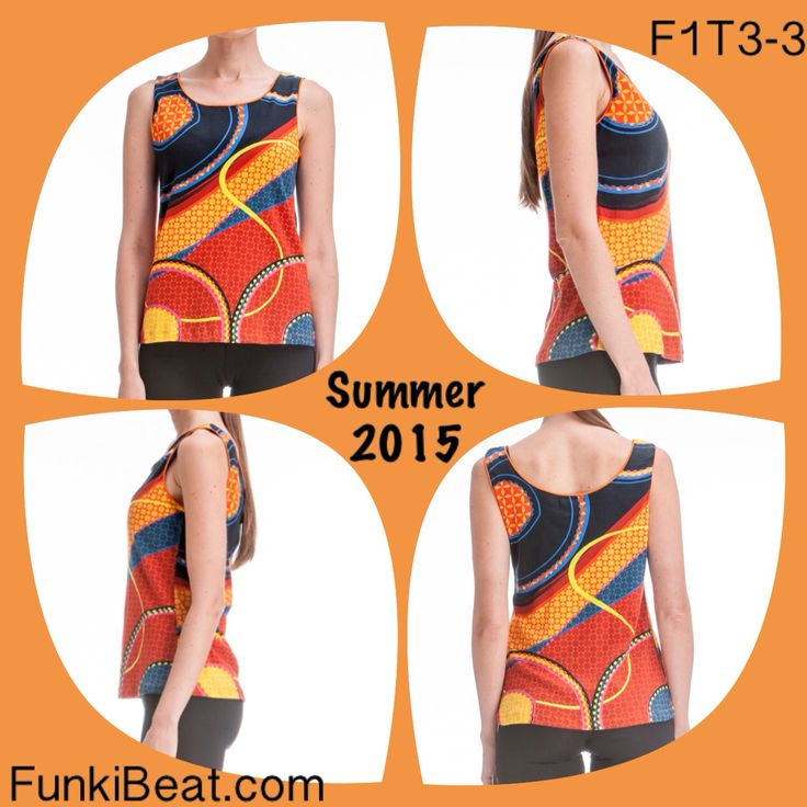 Afternoon everyone :) Like swirls? Singlet/Tank Top: Lava Flow can be found and bought at http://goo.gl/FJYqet