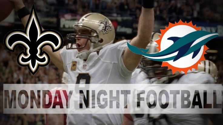 Click the photo for a hype video to get ya PUMPED for tonight's #Saints game!