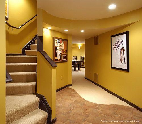 remodel basement ideas - Google Search