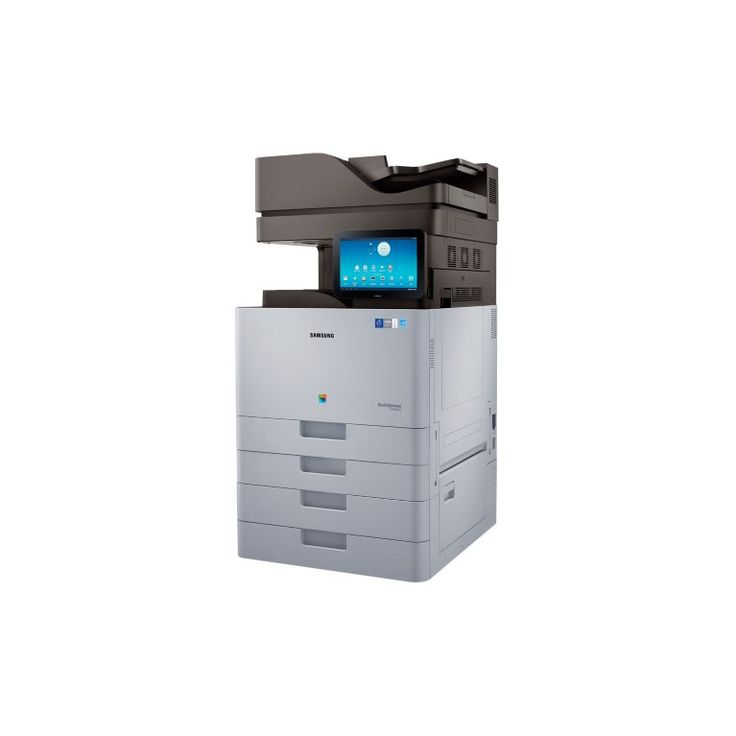 Samsung SL-X7500GX A3 colour multifunction print, copy, scan, optional fax 50 pages per minute X7 colour series
