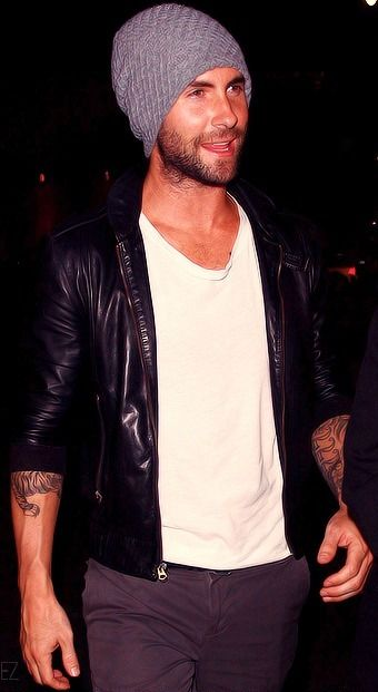 Maroon 5 - Adam Levine http://www.buzzfeed.com/news/adam_levine
