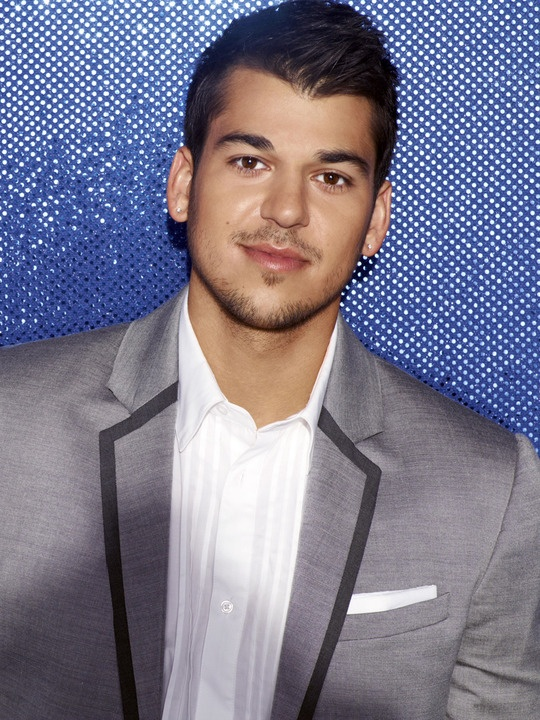 Rob Kardashian; yes he is beautiful. <3