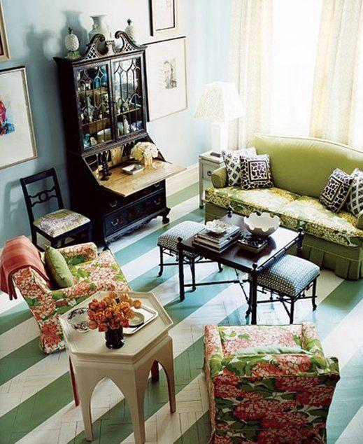 Die besten 25+ Holzböden streichen Ideen auf Pinterest - wohnzimmer streichen grun braun