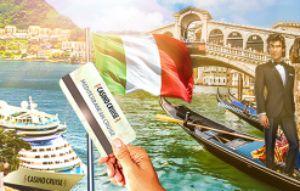 CASINO CRUISE - Win A Luxury Cruise Experience - UK Casino List