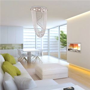 Contemporary Crystal Chandelier with 3 lights - Lyrate Design - See more at: http://www.homelava.com/en-contemporary-crystal-chandelier-with-3-lights-lyrate-design-nbsp-p1617.htm#sthash.fwgH9dq3.dpuf