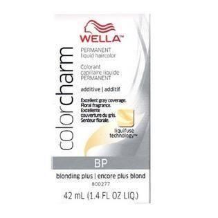 Wella Color Charm Permanent Liquid Hair Color Additive