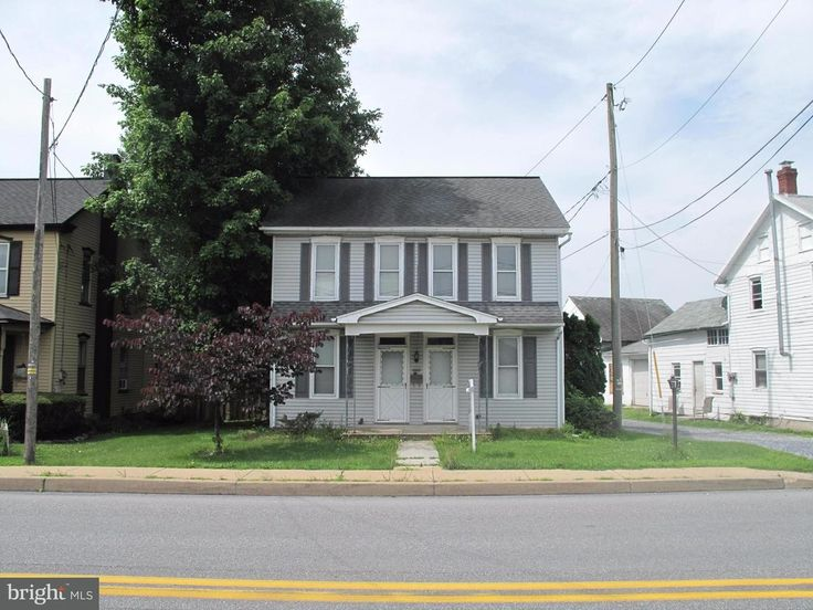 2168 Main Street, Lititz Convenient location on Main Street in Warwick School Districts. Large detached garage with built-in office. Great outdoor entertaining with deck, fish pond and private fenced yard.