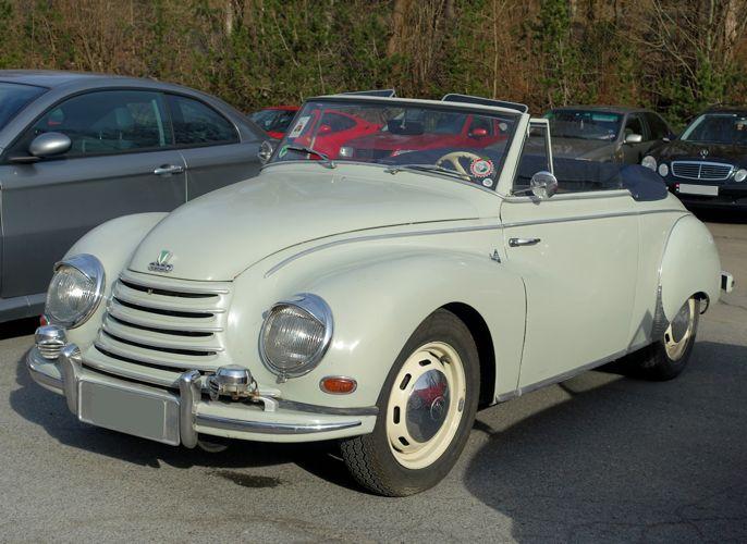 DKW F91 #sonderklasse #dkw #cars #biler #carspotting