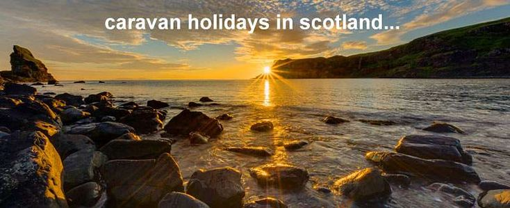 Search last minute availability and find late holiday rental offers for private static caravan hire on parks across Scotland.