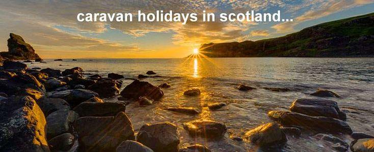 Late deals caravan parks scotland