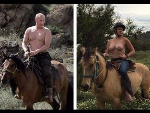 РЧВ 45 (м) Путин и сиськи Челси Хэндлер