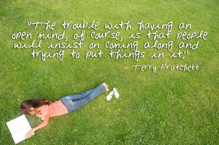 11 Reasons Terry Pratchett Is A Literary Genius