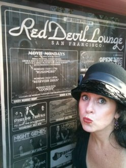 A kiss at the Red Devil LoungeWednesday, July 6, 2011RED DEVIL LOUNGETime TBD1655 Polk St # 1, SF CA