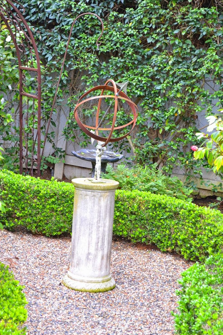 17 Best images about Armillary Spheres on Pinterest Gardens