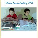 Plano Homeschooling 2015 - O ano letivo de 2014 está quase concluído. A seleção  de livros, objetivos e recursos didáticos para o próximo ano letivo é uma atividade que requer dedicação e planejamento. Pensando nas famílias que dedicam tanto amor e carinho à educação de seus filhos, disponibilizamos gratuitamente para baixar em formato PDF o nosso modelo de Plano Homeschooling 2015:  Leia: mais em http://gehspace.com/arte-cultura/plano-homeschooling-2015/#ixzz3GEq832EV
