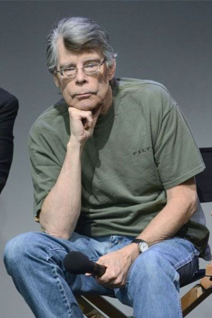 30 Pieces Of Wisdom From Stephen King