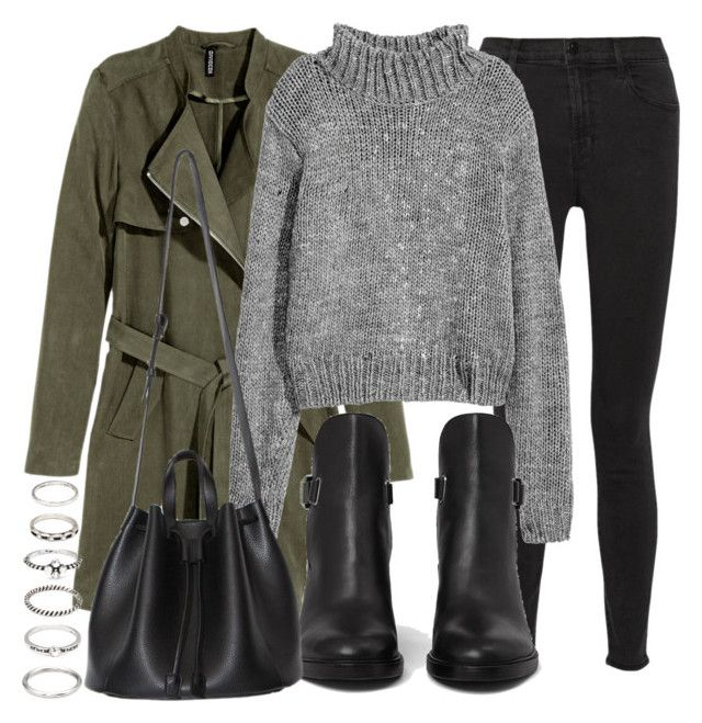 Style #11696 by vany-alvarado on Polyvore featuring polyvore, fashion, style, H&M, J Brand, AllSaints, Forever 21 and clothing