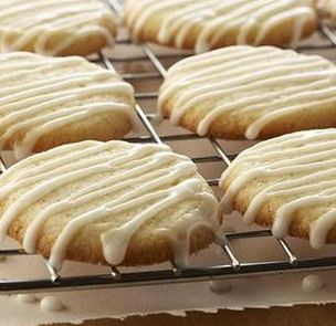 Simple Lemon Cookies- trying these out this week. It's the same recipe as Martha Stewart's.