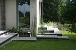 modern Garden by EURL OLIVIER DUBOIS