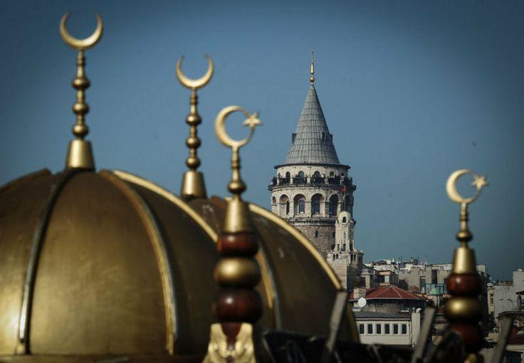 Associated Press Ajansı'ndan İstanbul tavsiyesi  Galata Kulesi'nden İstanbul'u izleyin