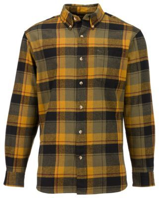 RedHead Ultimate Flannel Shirts for Men - Deep Forest - XLT